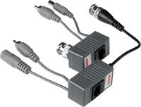 BALUN-C5BNCA - With power and audio