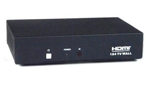 SPLITMUX-VWC-4HDLC (Front & Back)